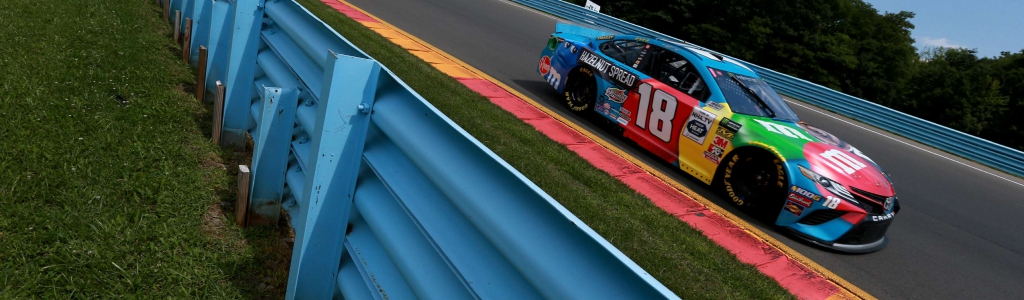 Watkins Glen Practice Results: August 3, 2019 (NASCAR Cup Series)