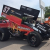 Kyle Larson Racing - McDonald Sprint Car 57