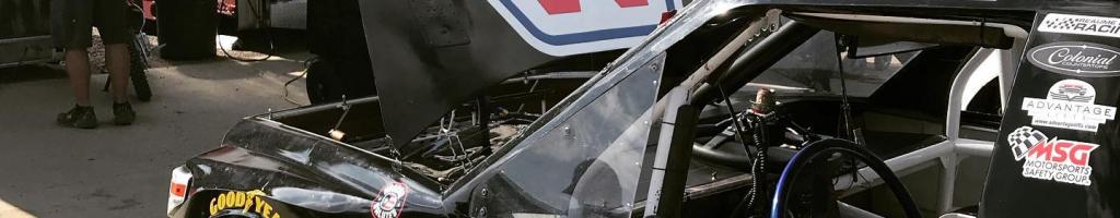 NASCAR forces Mike Marlar to remove Marathon logos