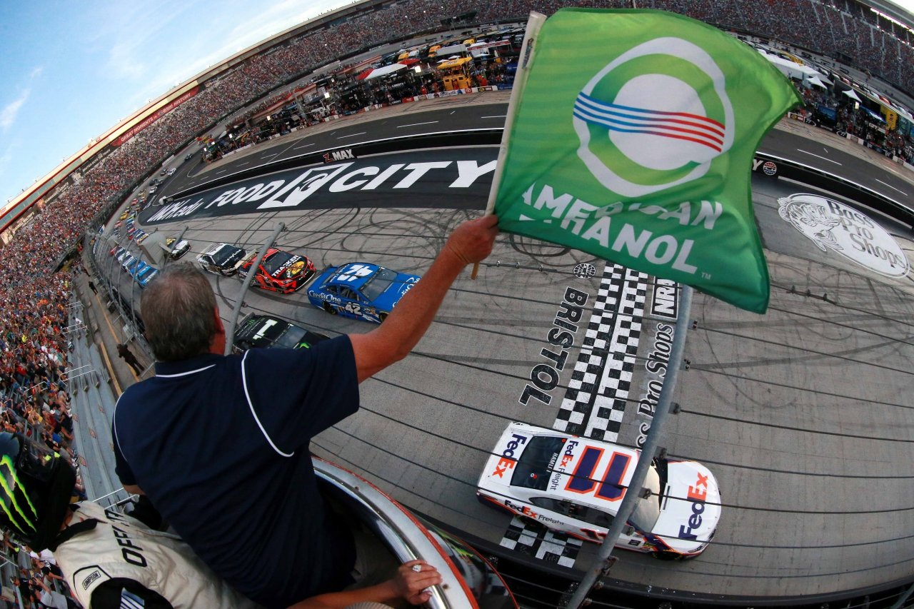 Nascar Racing Games >> Bristol Race Results: August 17, 2019 (NASCAR Cup Series ...