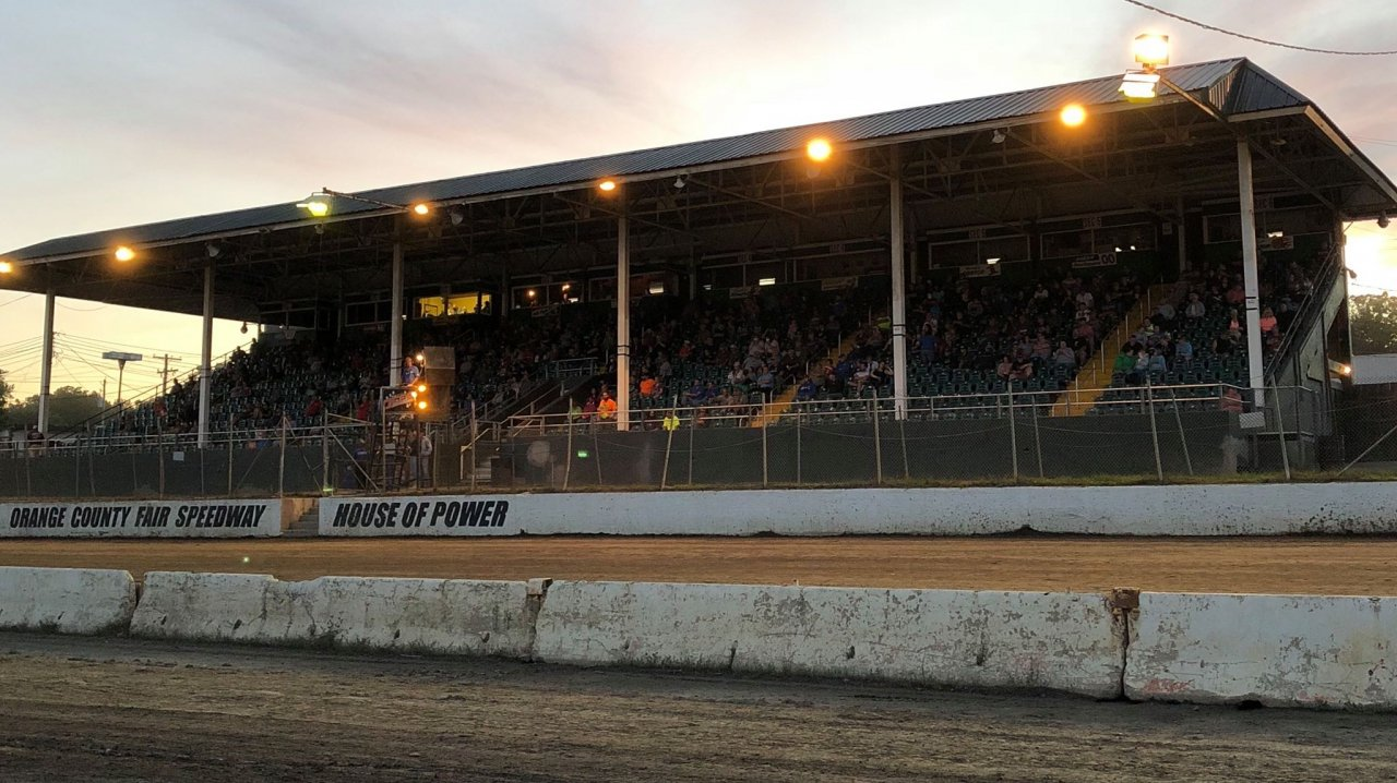 Orange County Fair Speedway