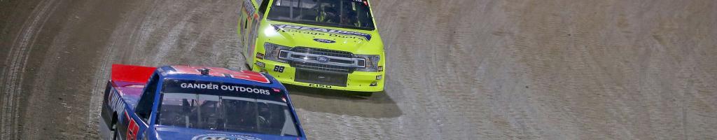 Orange County Fair Speedway set for NASCAR Trucks exhibition event