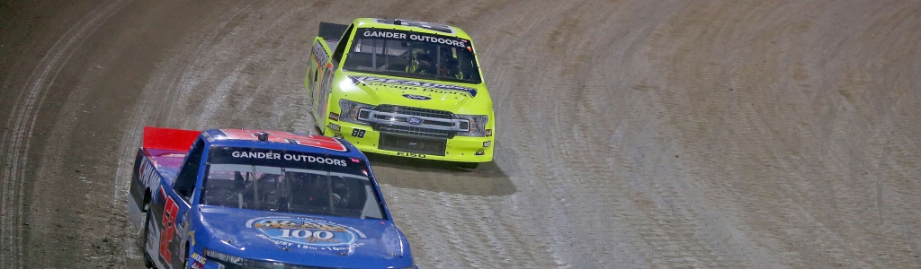 Orange County Fair Speedway set for NASCAR Trucks exhibition event