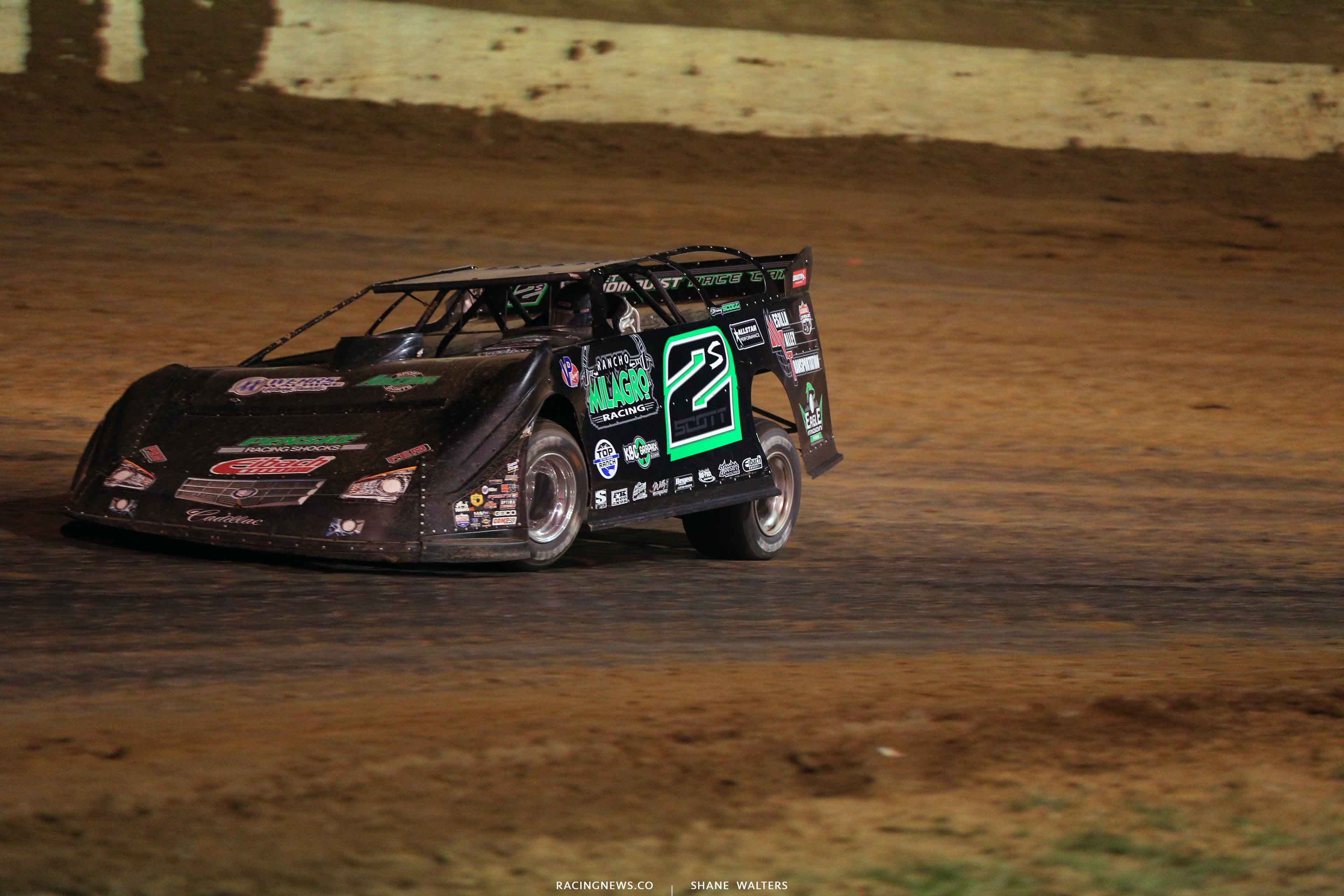 Stormy Scott at Florence Speedway 3709