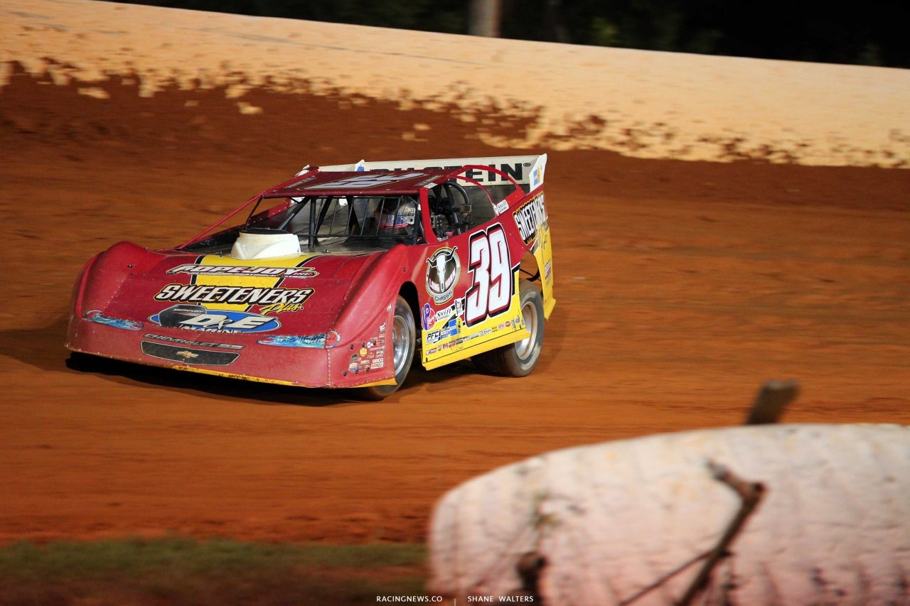Tim McCreadie at Ponderosa Speedway - Lucas Oil Dirt Series 5996