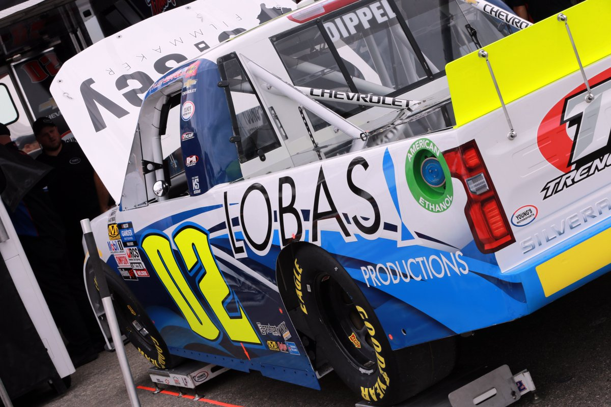 Tyler Dippel suspended by NASCAR - Racing News