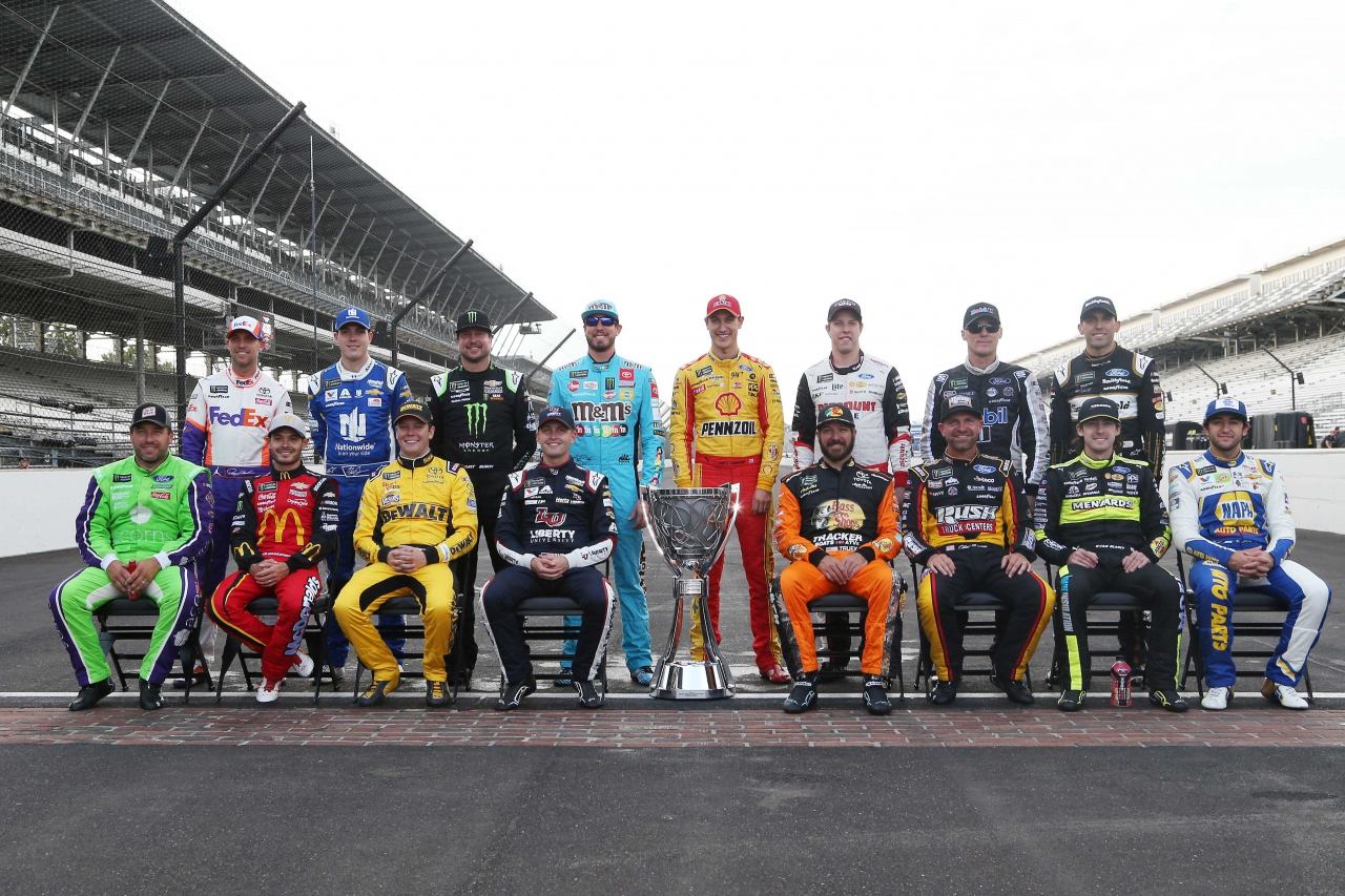 2019 NASCAR Playoff Drivers Photo
