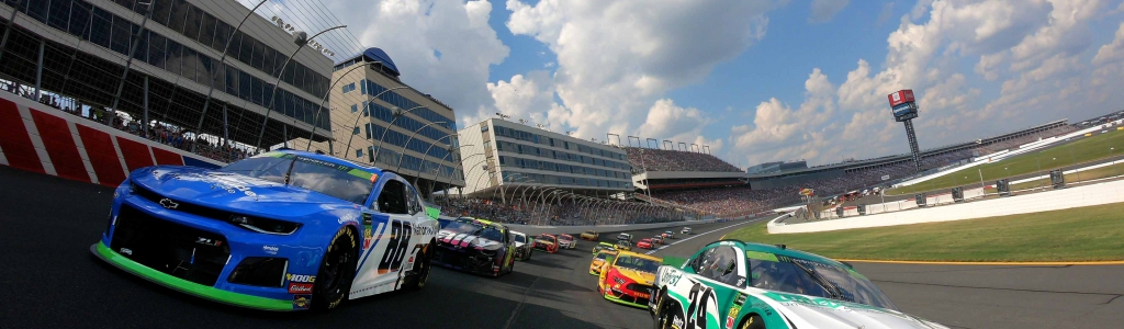 Charlotte Starting Lineup: May 28, 2020 (NASCAR Cup Series)