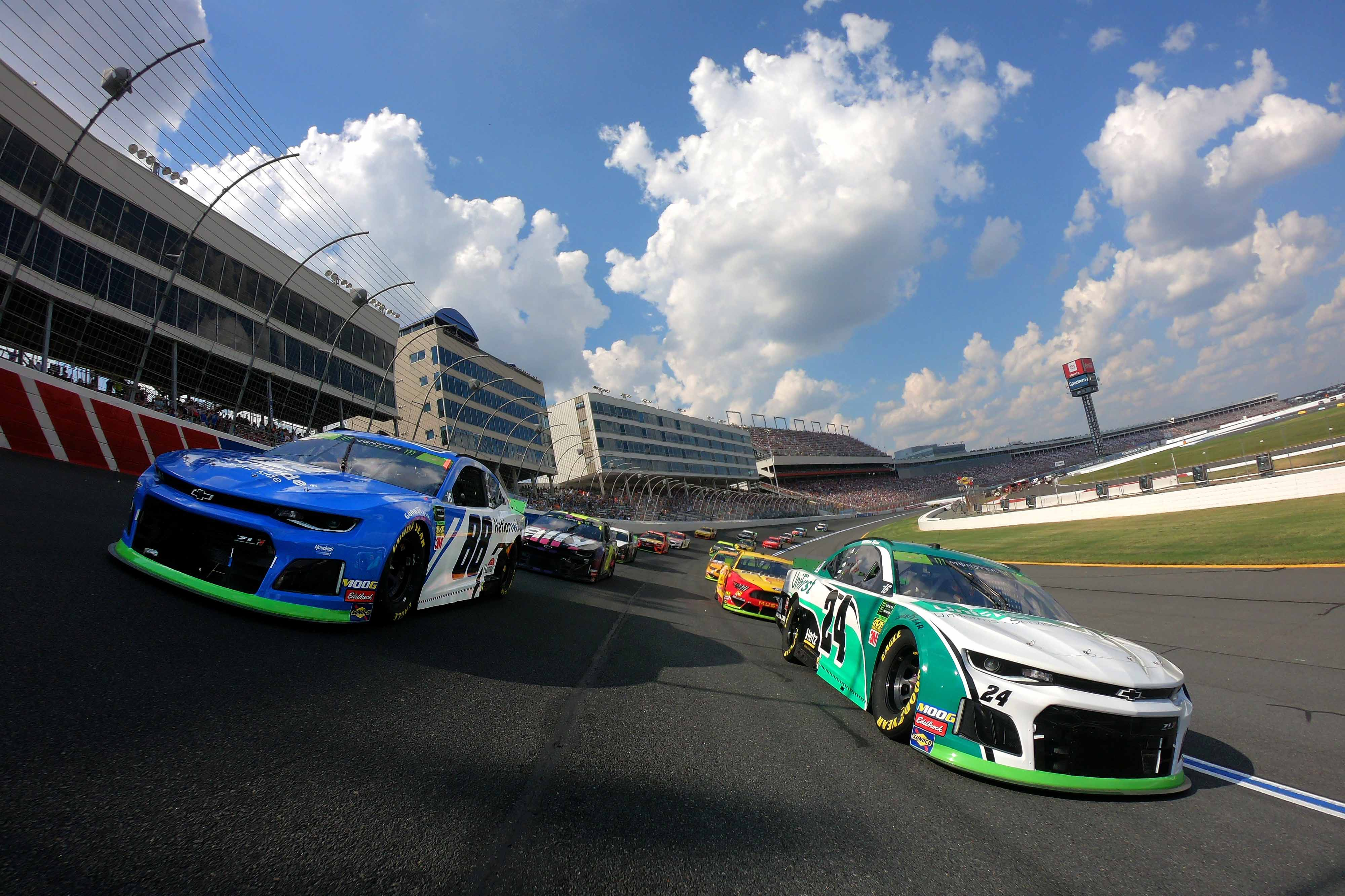 Charlotte Starting Lineup: May 24, 2020 (NASCAR Cup Series) - Racing News