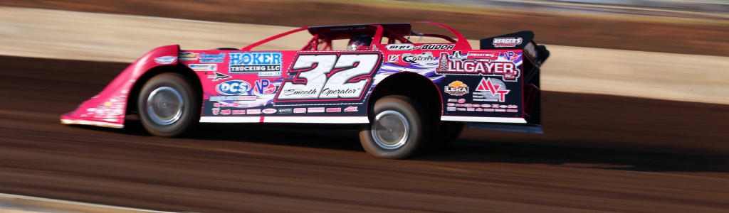 Bobby Pierce talks car ownership of his dirt late model operation