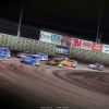 Brandon Sheppard, Dennis Erb Jr and Don O'Neal at Knoxville Raceway 6760