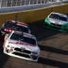 Cole Custer and Tyler Reddick at Las Vegas Motor Speedway - NASCAR Xfinity Series