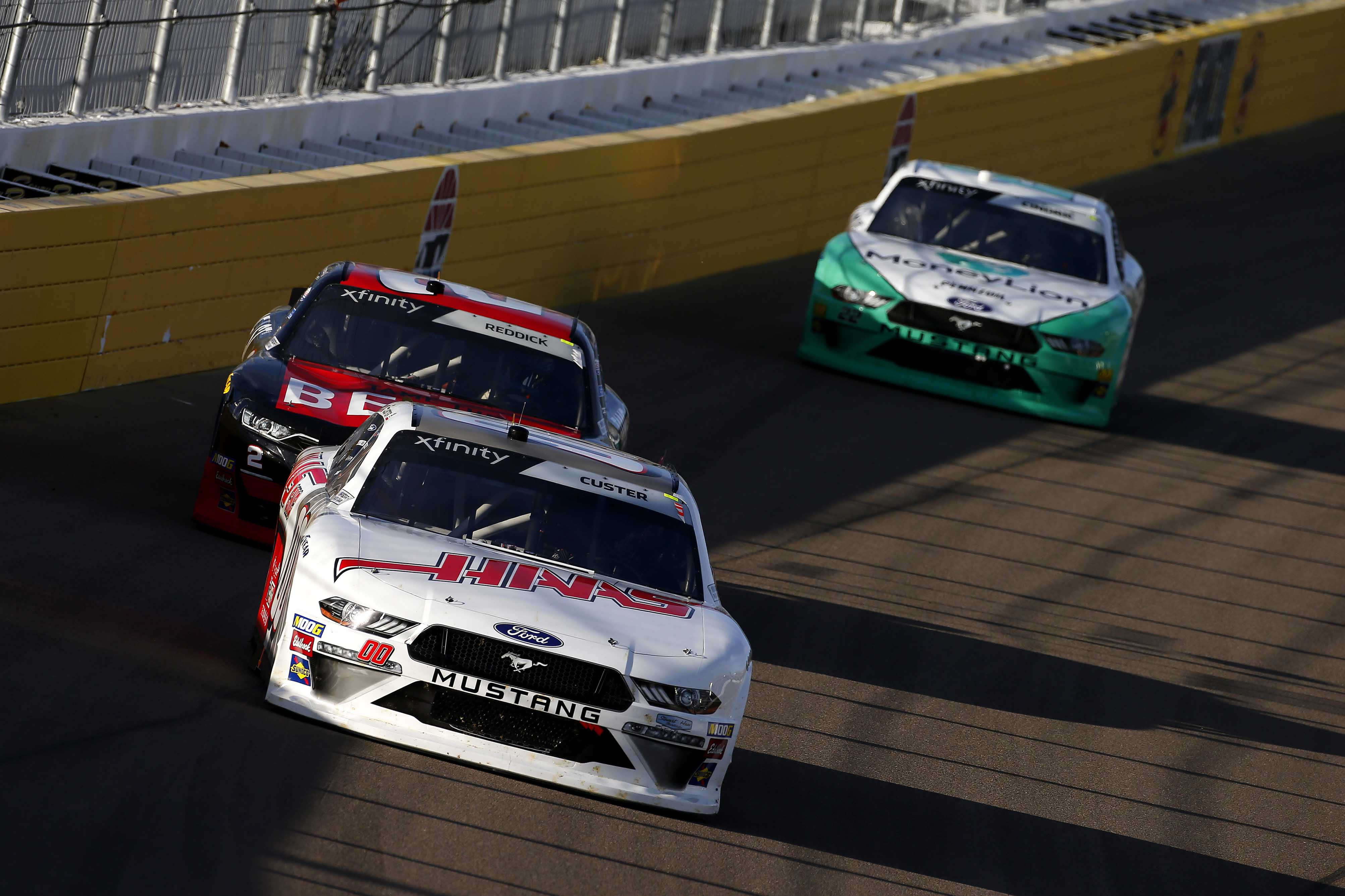 NASCAR reacts to the fight between Cole Custer and Tyler Reddick - Racing News