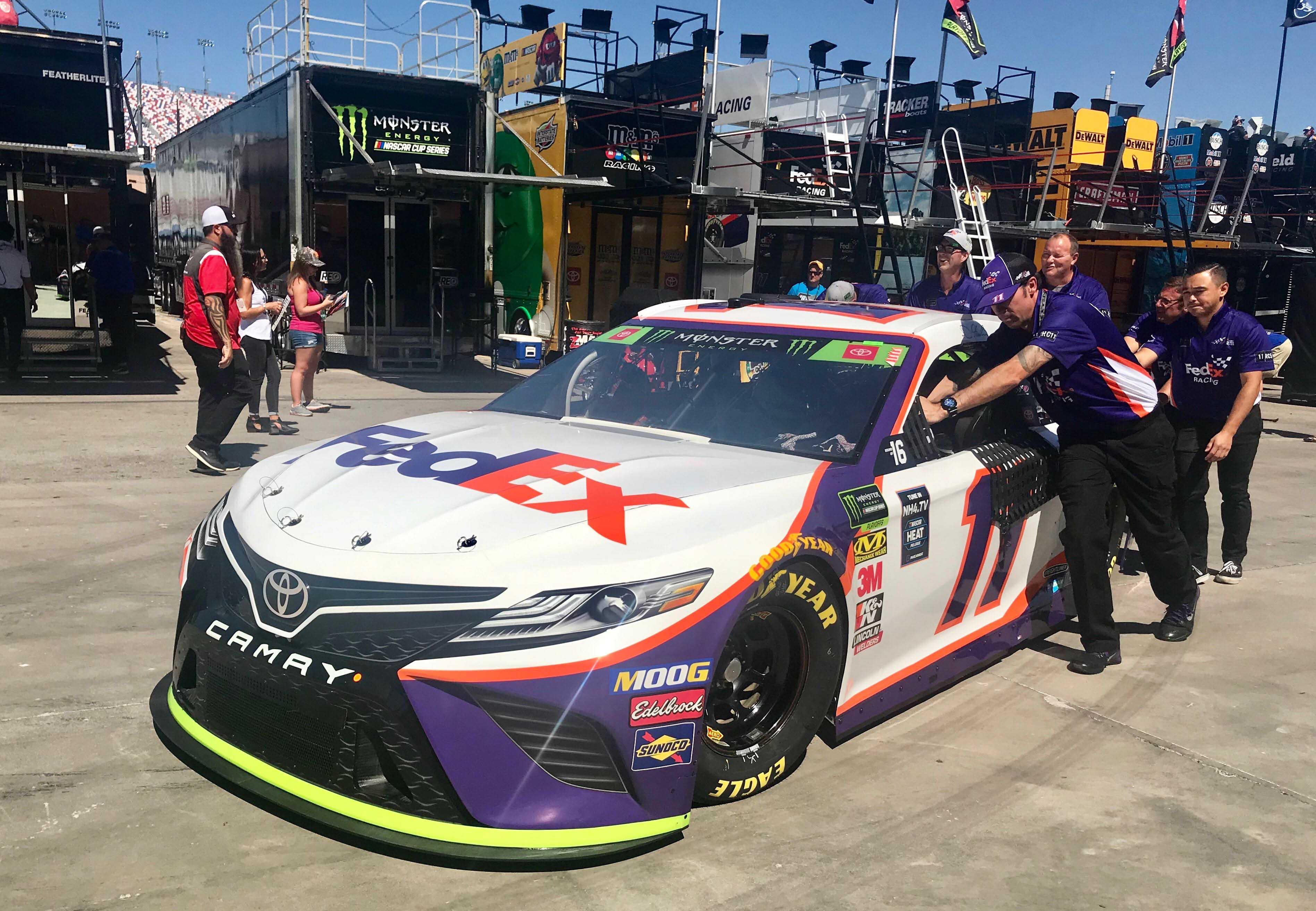 Las Vegas Final Practice Results: September 13, 2019 (NASCAR Cup Series) - Racing News