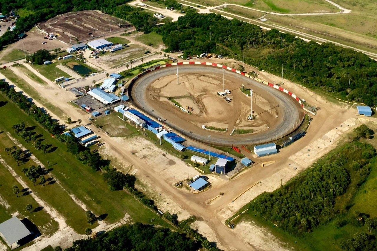 East Bay Raceway Park - Tampa Florida