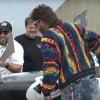Ed Bassmaster visits NASCAR