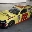 Elliott Sadler - Late Model throwback - NASCAR Xfinity Series - Las Vegas Motor Speedway