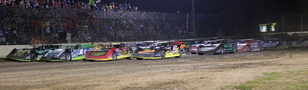 2020 Lucas Oil Late Model: TV Schedule