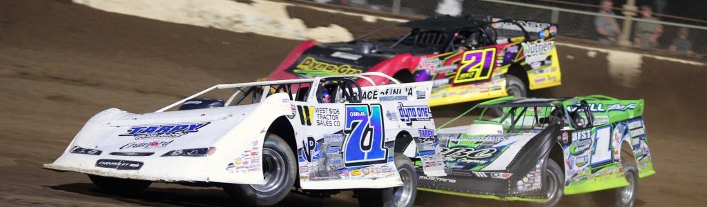 Lucas Oil Late Model iRacing Series Info: Kokomo Speedway (April 17, 2020)