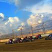 Indianapolis Motor Speedway - Dirt Midget Race
