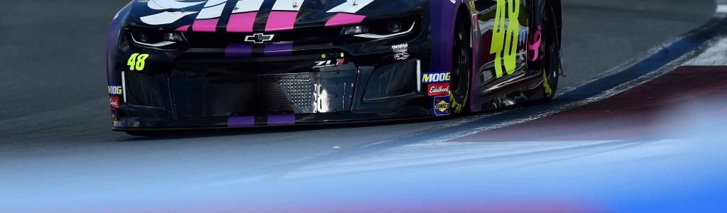 Charlotte ROVAL Practice Results: September 27, 2019 (NASCAR Cup Series)