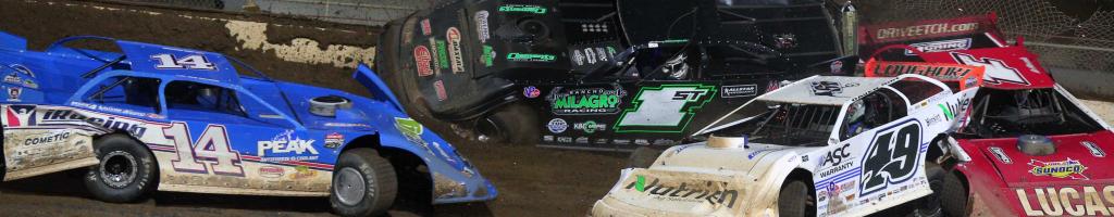 Jonathan Davenport details contact with Josh Richards at Kokomo Speedway