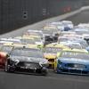 Kevin Harvick and Paul Menard at Indianapolis Motor Speedway - NASCAR Cup Series