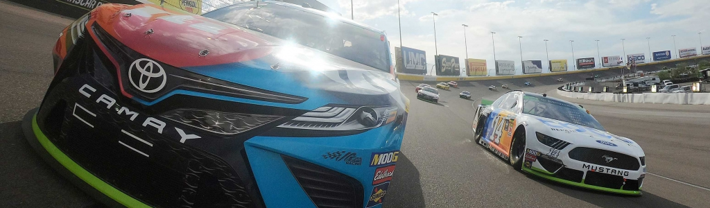 Kyle Busch is just here so he doesn't get fined (Video)