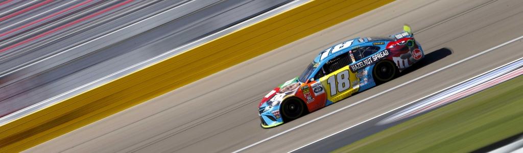 Las Vegas 10-lap averages: September 2019 (NASCAR Cup Series)