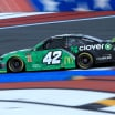 Kyle Larson on the ROVAL at Charlotte Motor Speedway - NASCAR
