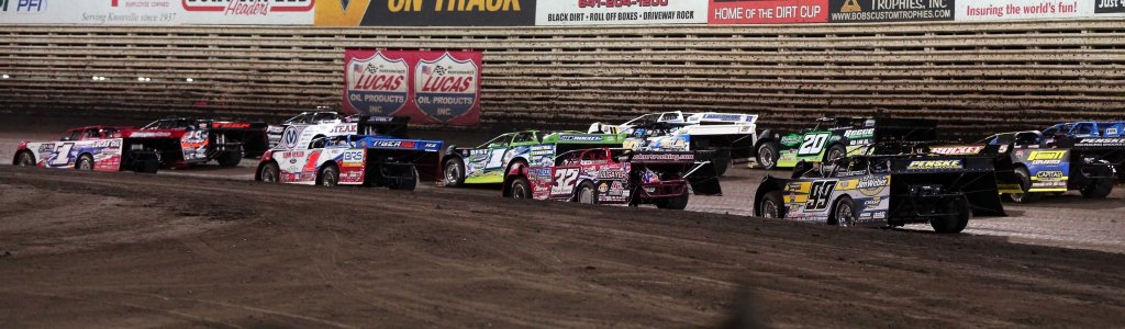 Lucas Oil Late Model Nationals Results: September 14, 2019 (Knoxville Raceway)