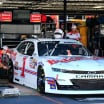 Michael Annett - NASCAR Garage Area