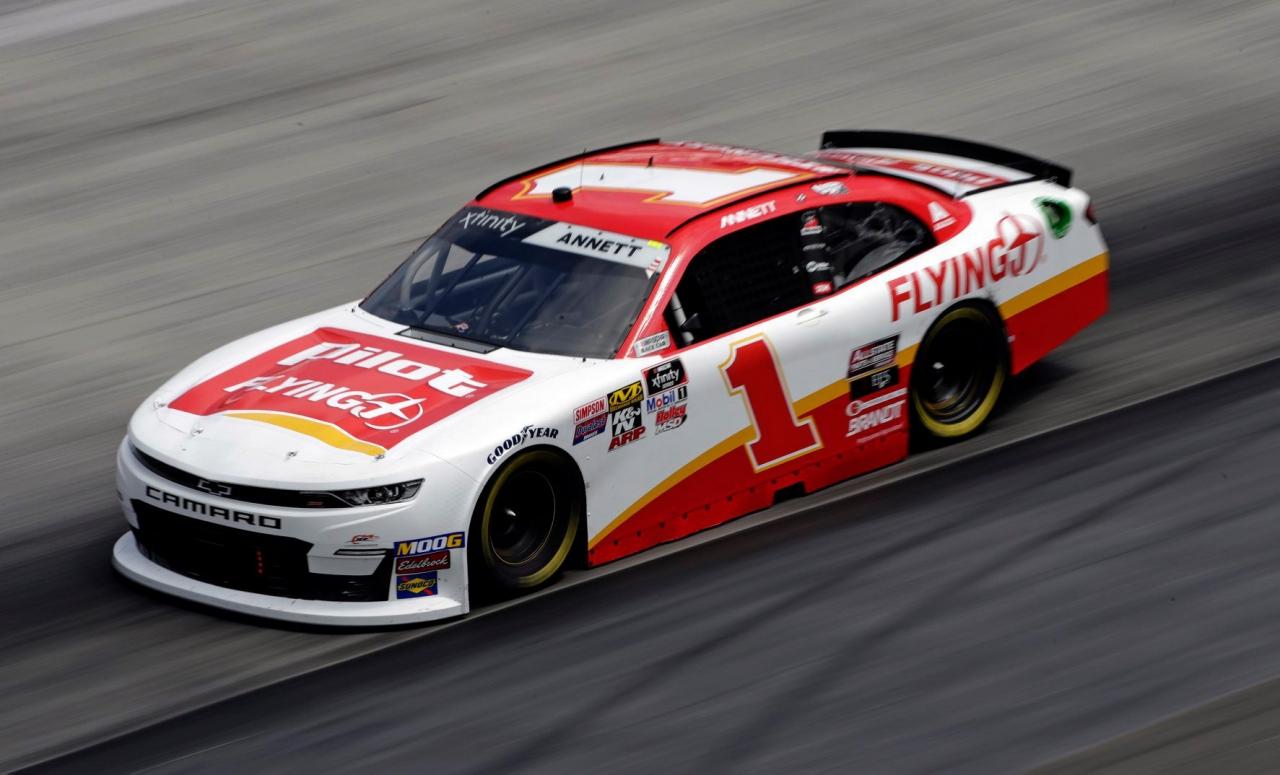 Michael Annett - NASCAR Xfinity Series