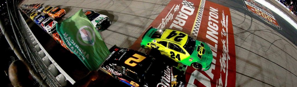 Darlington Race Results: September 1, 2019 (NASCAR Cup Series)
