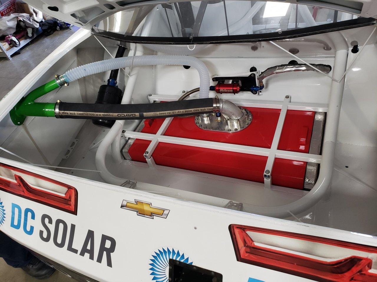 NASCAR Fuel Cell