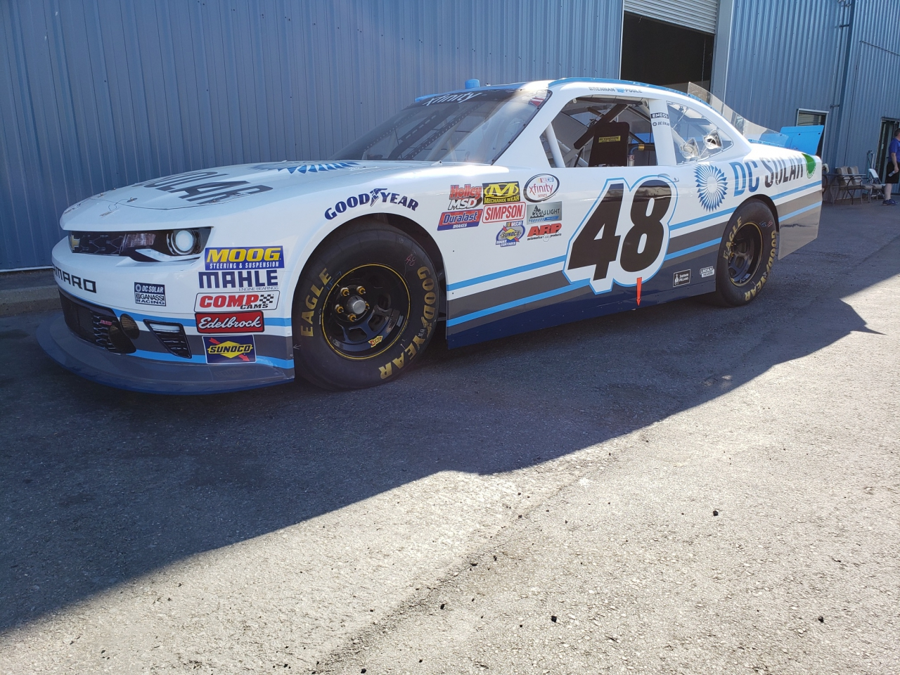 NASCAR Race Car For Sale - Brennan Poole