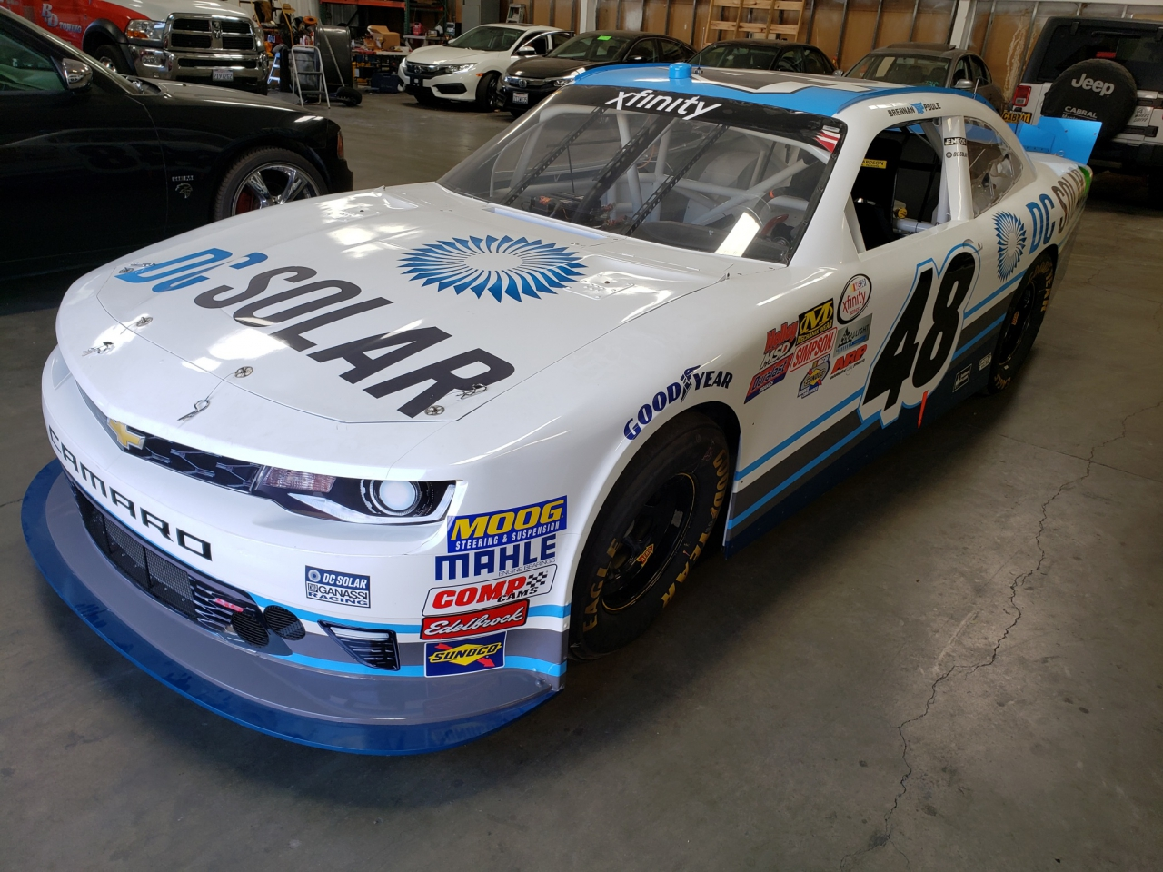 NASCAR Racecar For Sale - Brennan Poole