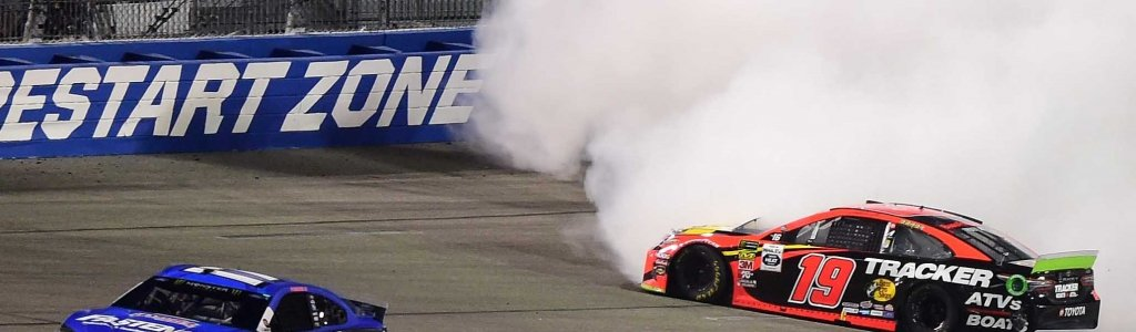 Martin Truex Jr comments on the spin and win at Richmond Raceway