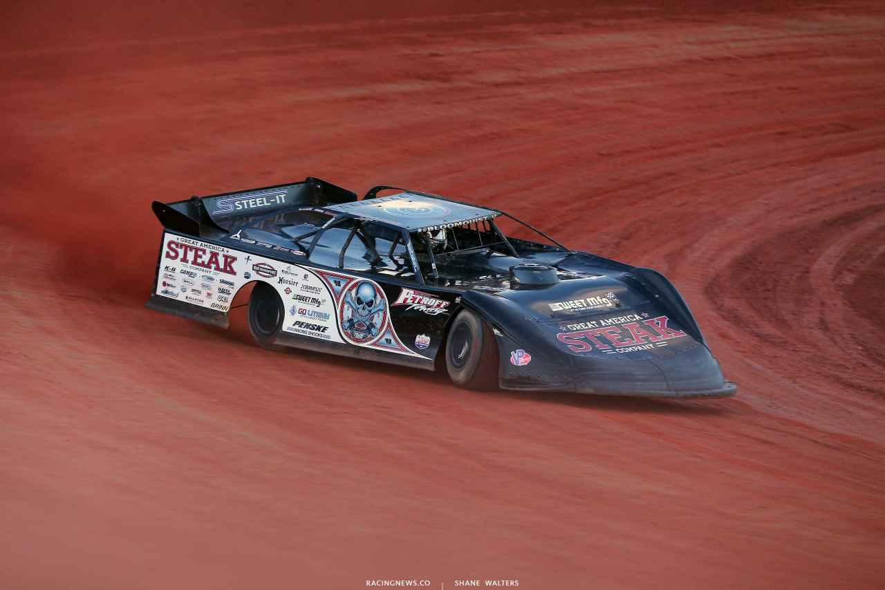 Scott Bloomquist at Cherokee Speedway 5523