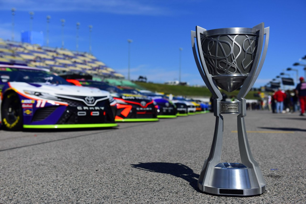 2019 Monster Energy Cup Trophy - NASCAR Playoffs