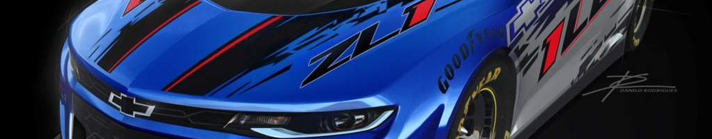 New 2020 Chevy Camaro released for NASCAR Cup Series