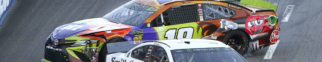 Aric Almirola issues warning to Kyle Busch during NASCAR Playoffs (Video)