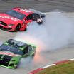 Chase Elliott blows engine at Martinsville Speedway - NASCAR