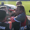 Cole Custer and Tyler Reddick fight at Kansas Speedway - NASCAR Xfinity Series