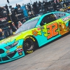 Corey LaJoie - Scooby Doo NASCAR paint scheme at Martinsville Speedway