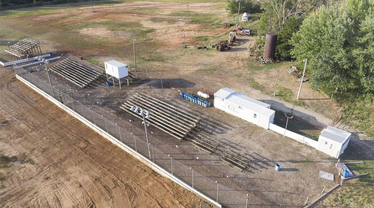 Dirt track for sale in Missouri