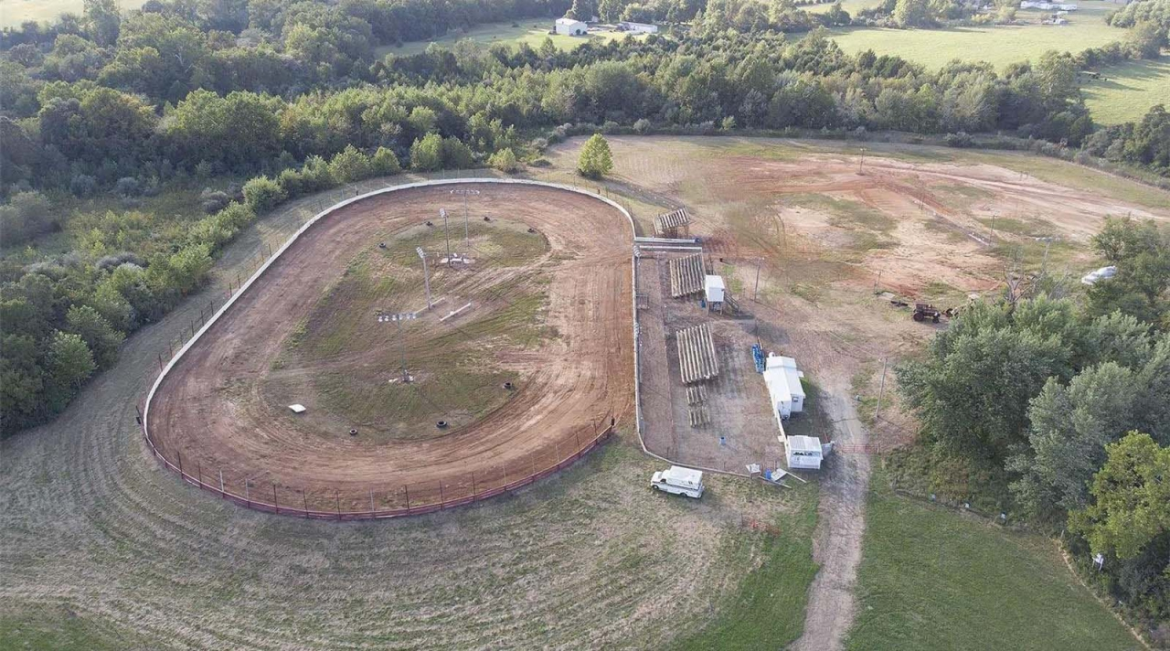 Doe Run Raceway - Missouri Dirt Track For Sale