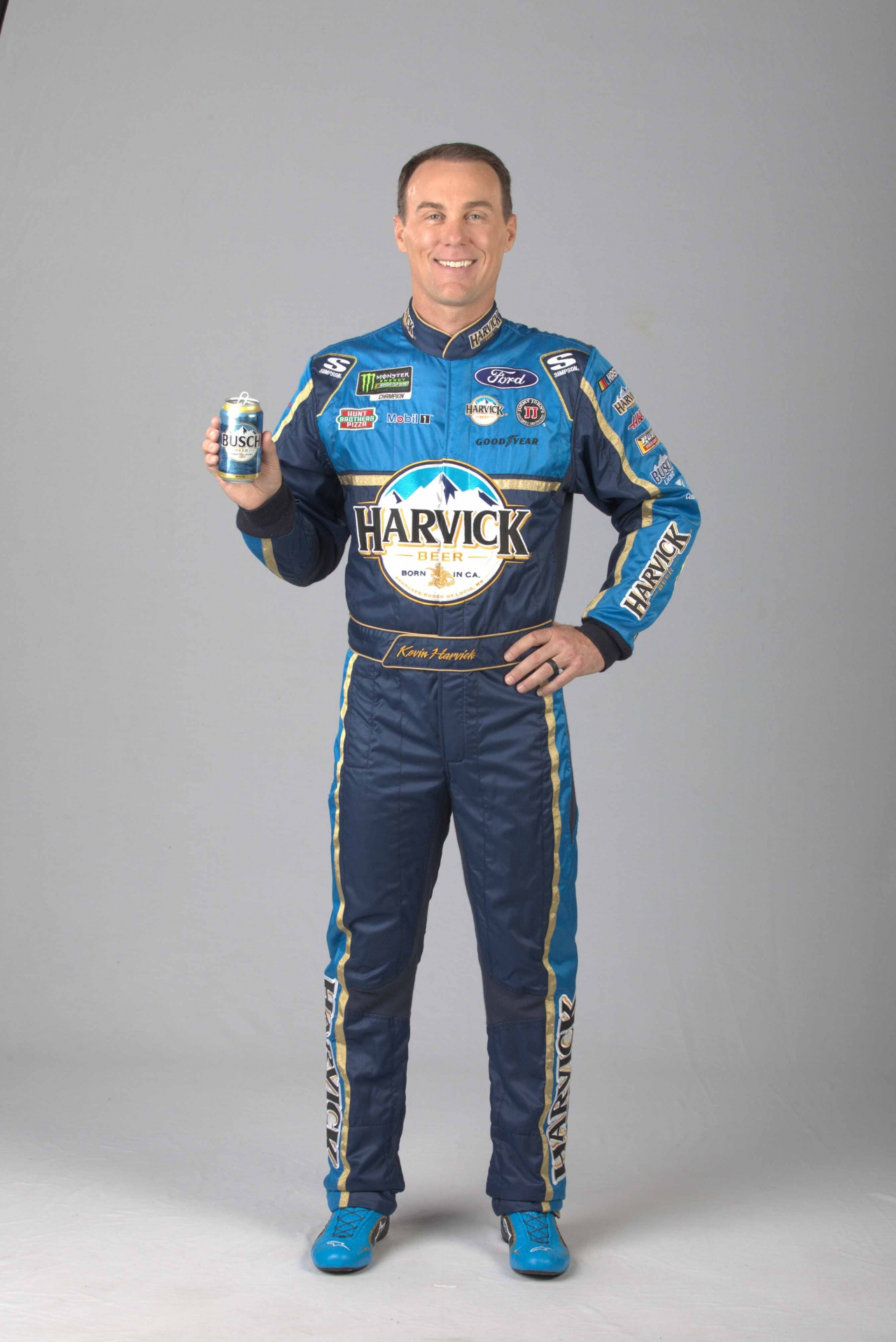 Harvick can - NASCAR - Kevin Harvick