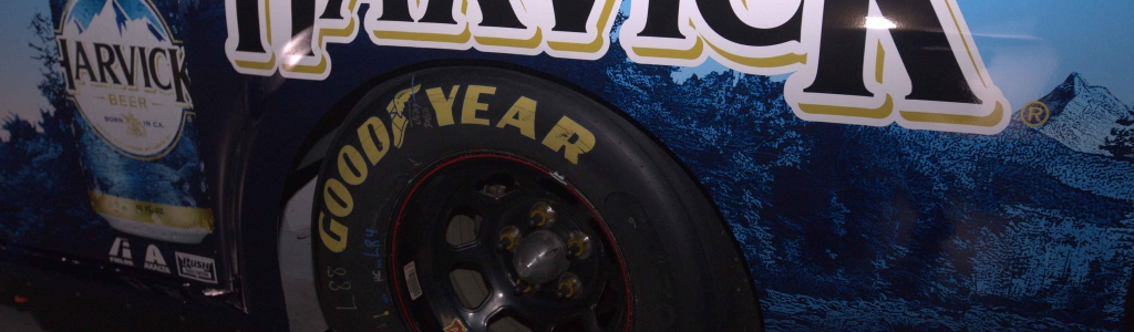 Harvick Beer replaces Busch in one-off NASCAR paint scheme