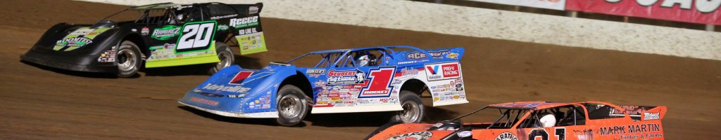 Dirt Track World Championship Results: October 19, 2019 (Lucas Oil Late Models)